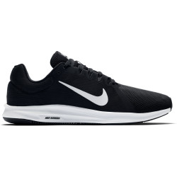NIKE, Nike downshifter 8, Black/white-anthracite