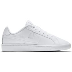 NIKE, Nike court royale (gs), White/white