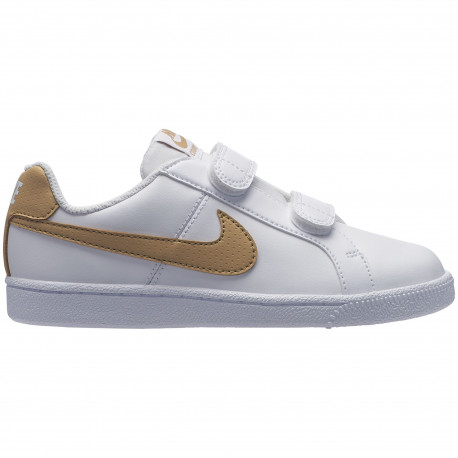 Nike court royale (psv) - White/club gold