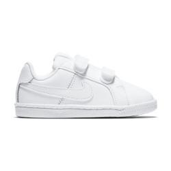 NIKE, Nike court royale (tdv), White/white