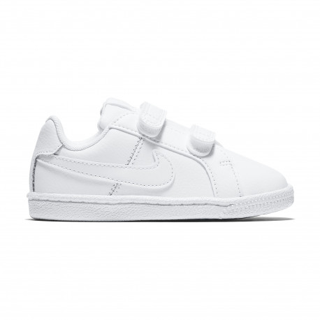 Nike court royale (tdv) - White/white