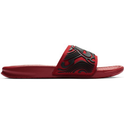 NIKE, Benassi jdi se, Gym red/black-black