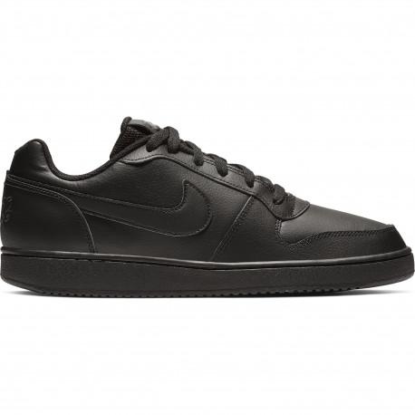 Nike ebernon low - Black/black