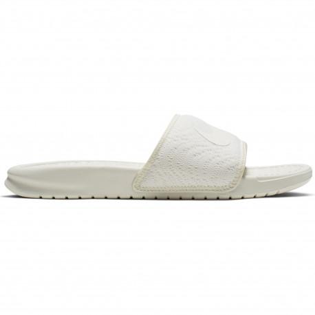 Nike benassi jdi textile se - Sail/sail-white
