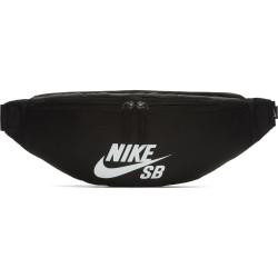 NIKE, Nk sb heritage hip pack, Black/black/white