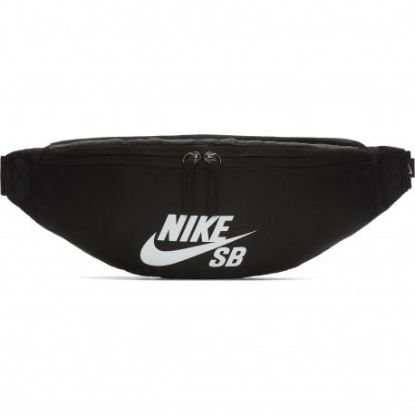 Nk sb heritage hip pack - Black/black/white