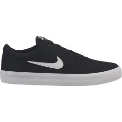 NIKE, Nike sb charge cnvs, Black/white