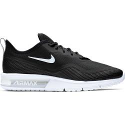 NIKE, Nike air max sequent 4.5, Black/white