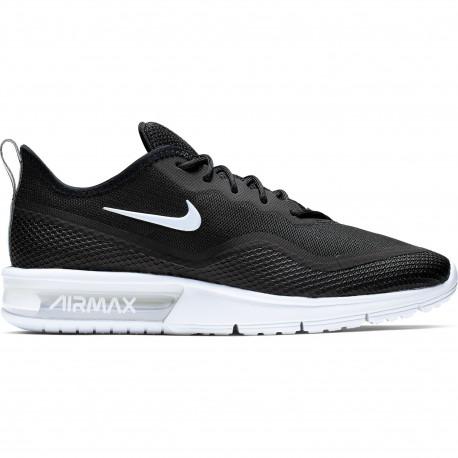 Nike air max sequent 4.5 - Black/white
