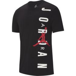 NIKE, Jordan vertical, Black/gym red