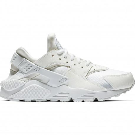 Nike air huarache run - White/white
