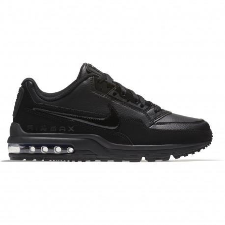 Men's nike air max ltd 3 shoe - Black/black-black