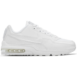 NIKE, Men's nike air max ltd 3 shoe, White/white-white