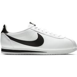 NIKE, Nike classic cortez leather, White/black-white