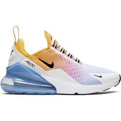 NIKE, Nike air max 270, University gold/black-university blue