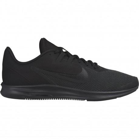 Nike downshifter 9 - Black/black-anthracite