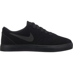 NIKE, Nike sb check suede, Black/black-anthracite