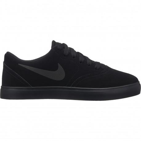 Nike sb check suede - Black/black-anthracite