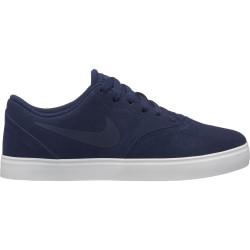 NIKE, Nike sb check suede, Midnight navy/midnight navy-black