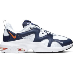 NIKE, Nike air max graviton, Blue void/total orange-white