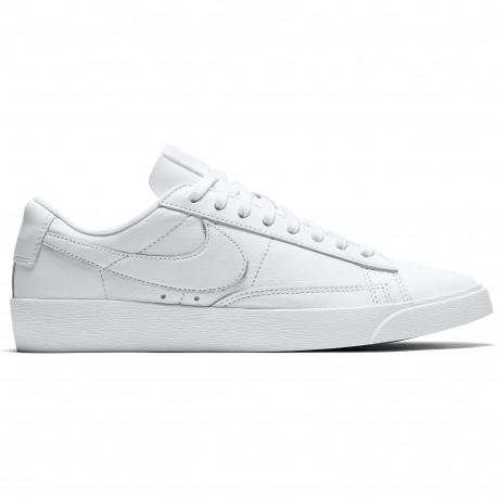 Nike blazer low le - White/white-white