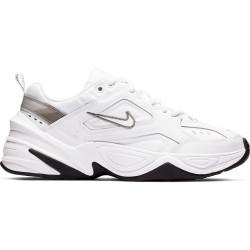NIKE, Nike m2k tekno, White/white-cool grey-black