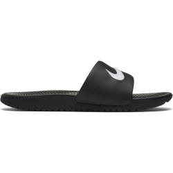 NIKE, Nike kawa slide (gs/ps), Black/white