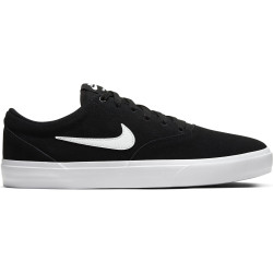 NIKE, Nike sb charge suede, Black/white-black