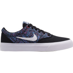 NIKE, Nike sb charge cnvs prm (gs), Black/white-laser blue-watermelon