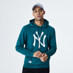 NEW ERA, Mlb seasonal team logo hoody neyyan, Cdt