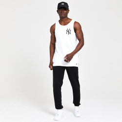 NEW ERA, Mlb sleeve taping tank neyyan, Whi