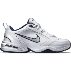 NIKE, Air monarch iv, White/metallic silver