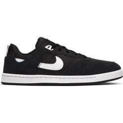 NIKE, Nike sb alleyoop, Black/white-black