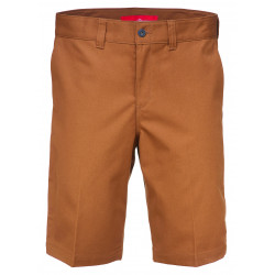 DICKIES, Industrial wk sht, Brown duck