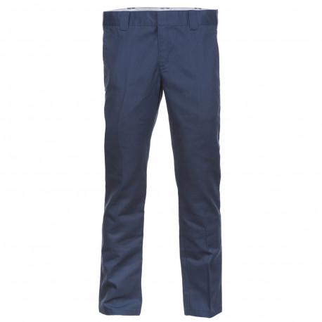 Slim fit work pnt - Navy blue