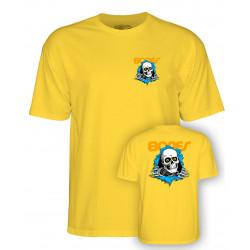 POWELL PERALTA, T-shirt ripper, Yellow