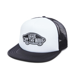 VANS, Classic patch tru, White/black