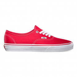 VANS, Authentic, Red