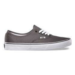 VANS, Authentic, Pewter/black