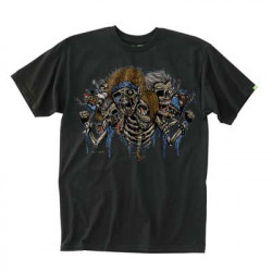VANS, Skeletal legends b, Black