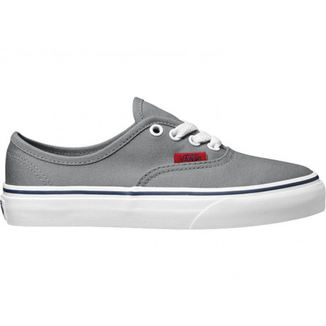 Authentic - (pop) frost gray/chili pepper