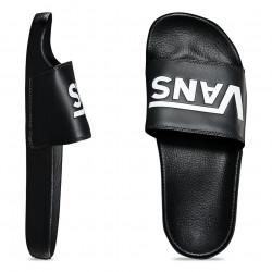 VANS, Slide-on, (vans) black