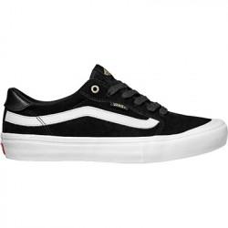 VANS, Style 112 pro, Black/black/whi