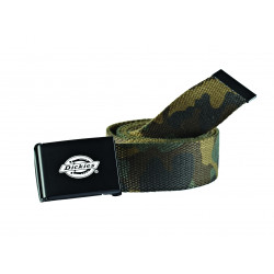 DICKIES, Orcutt webbing belt, Camouflage