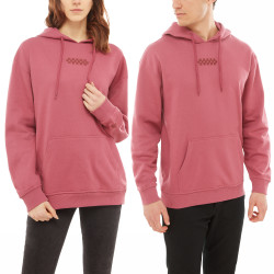 VANS, Overtime hoodie, Dry rose