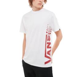 VANS, Vans distorted ss, White