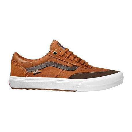 Gilbert crockett - Leather brown/p