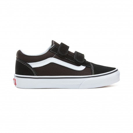 Old skool v - Black/true white
