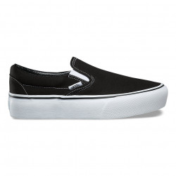 VANS, Classic slip-on p, Black