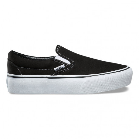 Classic slip-on p - Black